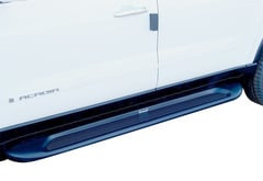 Ford F-350 Owens Premier Series Running Boards