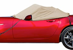Mini Cooper Covercraft Flannel Convertible Interior Cover