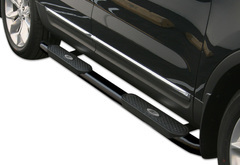 Toyota Tundra Aries Stealth Oval Nerf Bars