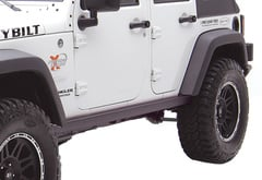 Jeep Wrangler Smittybilt SRC Classic Side Protection