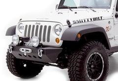 Smittybilt SRC Classic Bumpers