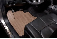 Pontiac Fiero Intro-Tech Flexomat Floor Mats