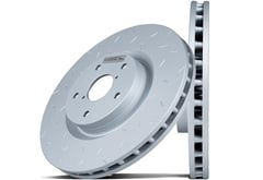 Cadillac Hawk Quiet Slot Rotors
