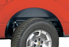 GMC Rugged Rear Wheel Well Inner Liners
