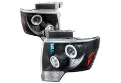 Nissan Frontier Spec-D Headlights