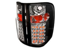 Ford F-250 Spec-D LED Tail Lights