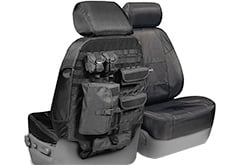 Jeep Wrangler Coverking Tactical Seat Covers