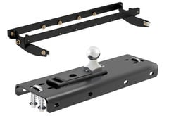 Ford F-250 Curt Underbed Folding Gooseneck Hitch