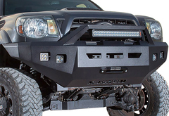 Jeep ICI Magnum Front Winch Bumper