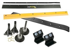 Jeep Wrangler Home Plow Accessories by Meyer