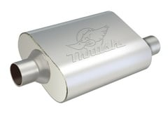 Jeep Liberty Thrush Welded Muffler