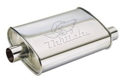Jeep Liberty Thrush Turbo Muffler