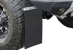 Jeep Wrangler Aries Mud Flaps