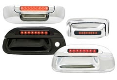 Chevrolet Avalanche IPCW LED Tailgate Handle