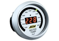 Mercedes-Benz 300SEL AEM Digital Gauge