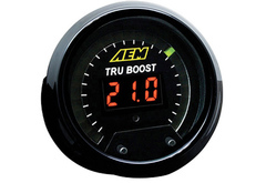 Jeep Commander AEM Tru-Boost Controller Gauge