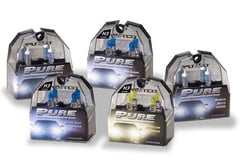 Dodge Charger Putco Pure Halogen Headlight Bulbs