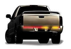 Isuzu PlasmaGlow FireStorm Scanning LED Tailgate Bar