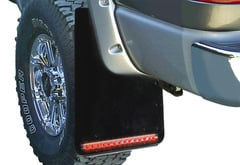 PlasmaGlow Fire & Ice LED Mud Flap Kit