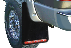 Suzuki PlasmaGlow Fire & Ice LED Mud Flap Kit