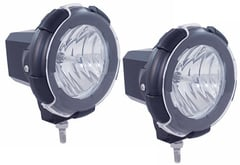 Ford F-550 Hella Optilux Light Kit