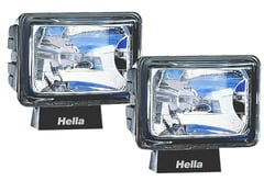 Ford F-550 Hella Micro FF Series Light Kit