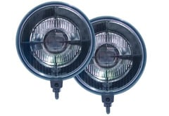 Isuzu i-350 Hella 500 Series Light Kit
