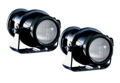 Ford F-550 Hella Micro DE Series Light Kit