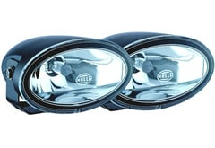 Dodge Ram 3500 Hella FF50 Series Light Kit