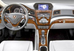 Acura TL Sherwood Innovations Dash Kit