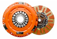 Mercury Cougar Centerforce Dual Friction Clutch Kit