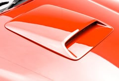 3D Carbon Hood Scoop