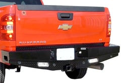 Dodge Ranch Hand Sport Rear Bumper