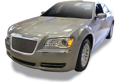 Chrysler 300 Carriage Works Stainless Steel Mesh Grille