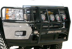 Ford F-350 Road Armor Brush Guard