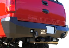 GMC Sierra Pickup Road Armor Rear Stealth Bumper
