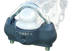 Trimax Trailer Coupler Lock