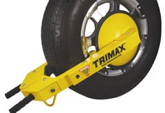 Trimax Adjustable Wheel Lock