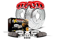 GMC Safari Power Stop Truck & Tow Brake Kit