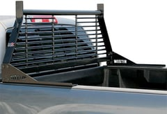 Ford F-250 Westin HDX Headache Rack