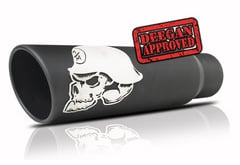 BMW 740iL Gibson Metal Mulisha Exhaust Tips