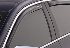 Jeep Commander AVS In-Channel Ventvisors