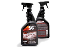 BMW 740i K&N Synthetic Air Filter Cleaner