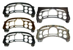 Chevrolet Trailblazer US Speedo Gauge Lens Kit