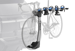 Lexus SC430 Thule Apex Hitch Bike Rack