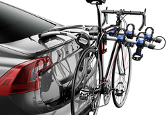 Ford F250 Thule Archway Trunk Bike Rack