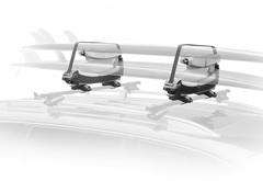 Audi Allroad Quattro Thule Double Decker Surfboard Carrier