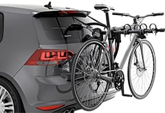 Mitsubishi Eclipse Thule Gateway Trunk Bike Rack