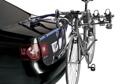 Lexus GS450h Thule Passage Trunk Bike Rack