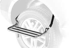 Ford F-550 Thule Step-Up Wheel Step